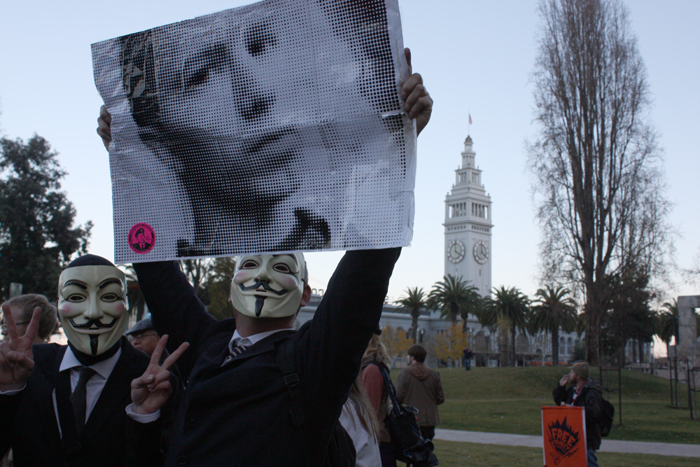 Occupy – Bay Area (2011-2012)