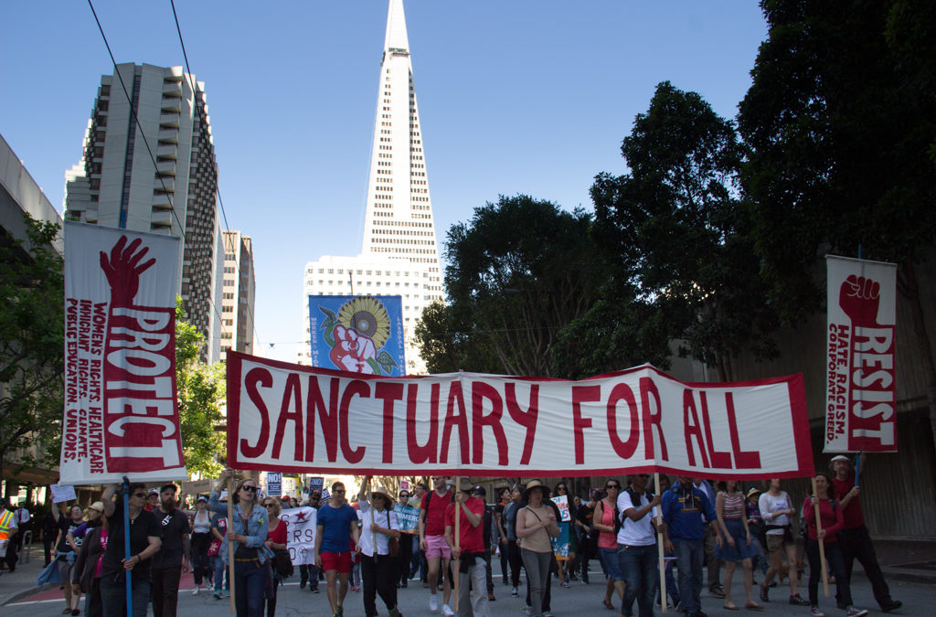 May Day 2017 – ICE – San Francisco