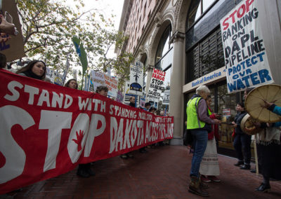Bank Divestment - San Francisco
